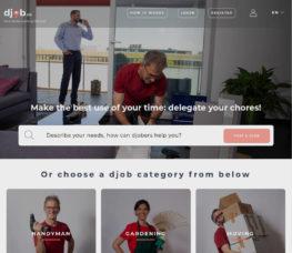 Projekt Djob był realizowany przez Hatimeria GmbH Podstawowe funkcje: obsługa płatności online hand-to-hand (Stripe) Symfony API WordPress do zarządzania treścią powiadomienia email multilanguage …